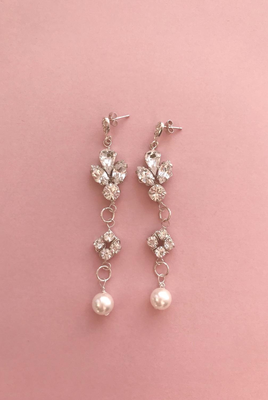 Alexandra Drop Earrings