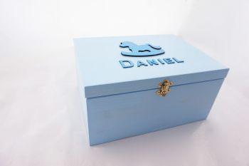 Beautiful Baby Box - Blue