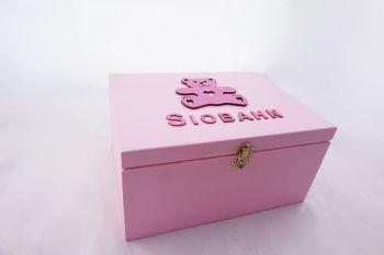 Beautiful Baby Box - Pink