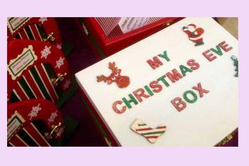 Christmas Eve Memory Box