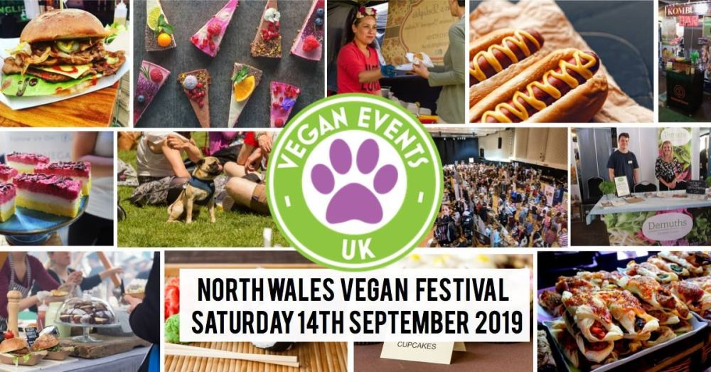 NORTH WALES VEGAN FESTIVAL SEPT 2019