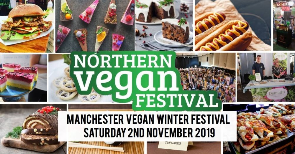 manchester vegan winter festival