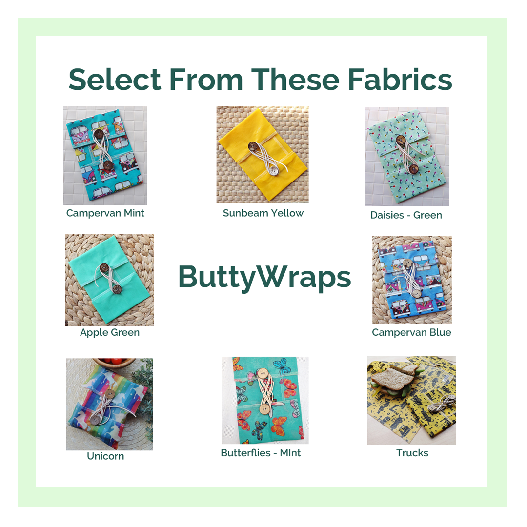 image of ButtyWrap fabric