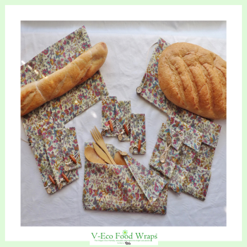 a. PicnicPack™ Wraps & Bread Wraps Ivory