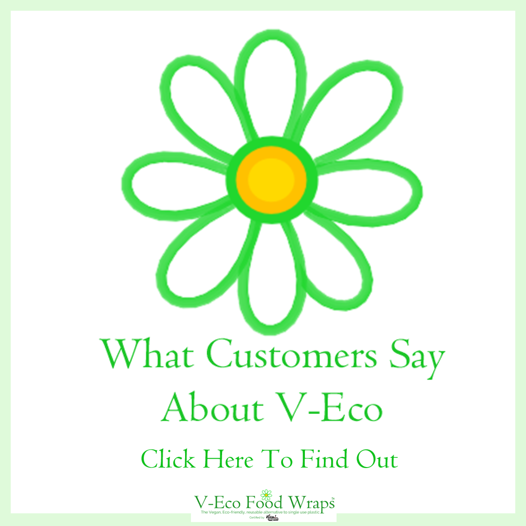 What customers say about V-Eco Food Wraps