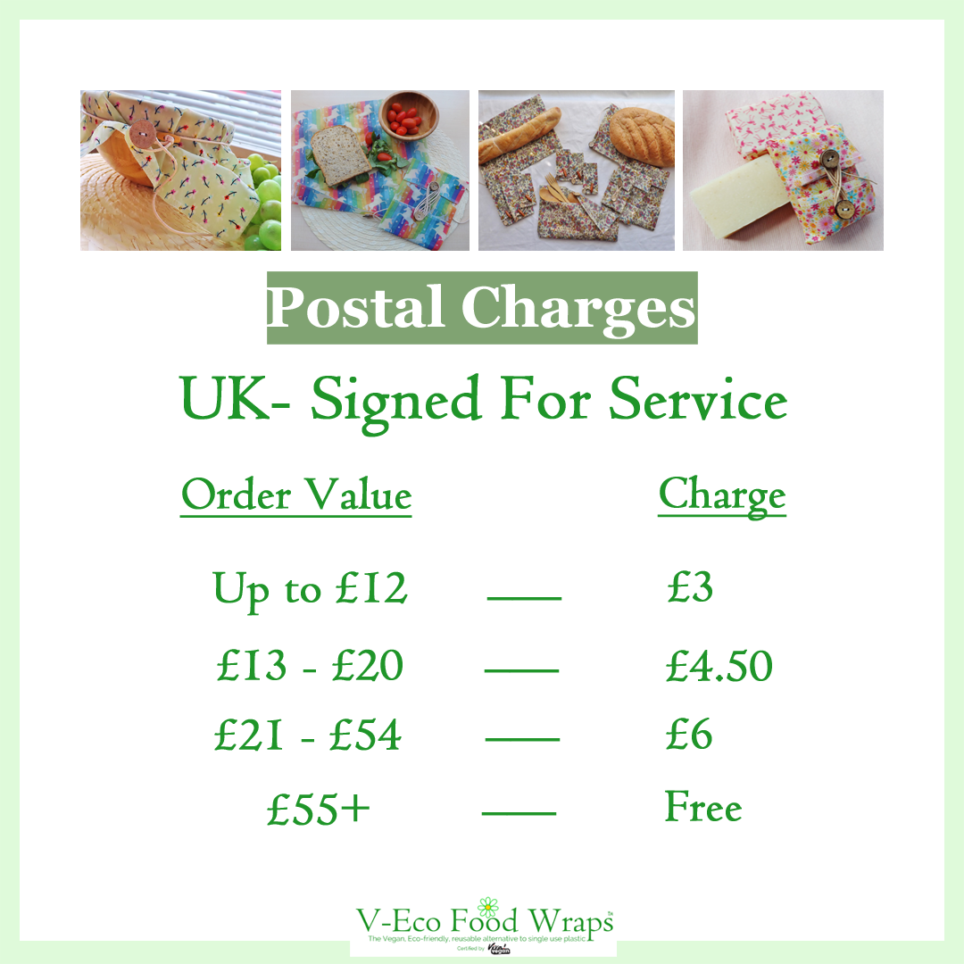 UK Postal Charges