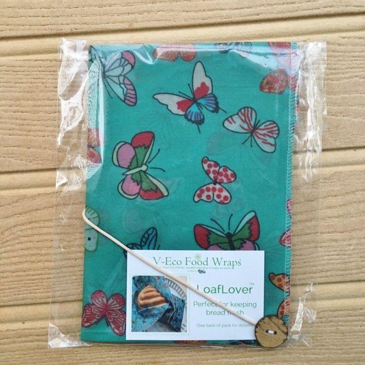 LoafLover™ - Butterflies Mint