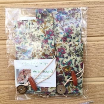 WrapRound™ - Floral Breeze Ivory