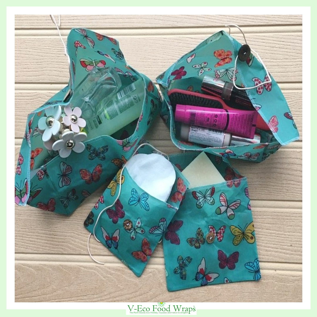 BeautyBundle™ - Butterflies Mint
