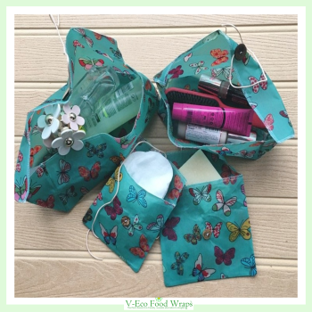 BeautyBundle™ - Butterflies Mint
