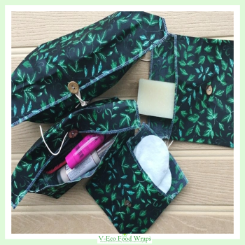 BeautyBundle™ - Green Leaves