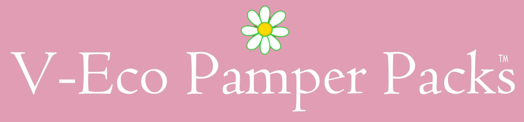 V-Eco Pamper Packs  logo
