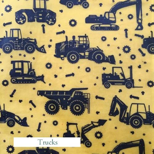 V-Eco Food Wraps, Trucks fabric