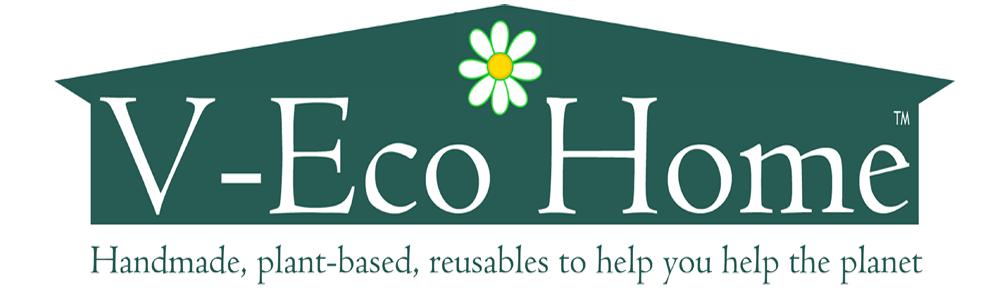 V-Eco-Home - Where Handmade, Reusable  Eco-Friendly Homeware Alternatives Live