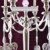 candelabra - filigree hearts 2