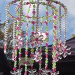 Hand-beaded Mobile