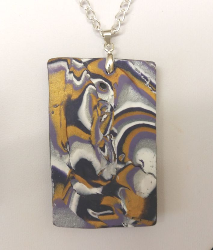 <!-- 004 --> 22 Apr 2020 Clay Along Live Mokume Gane Jewellery SESSION KIT