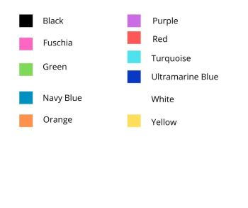 Colours for website kits v2