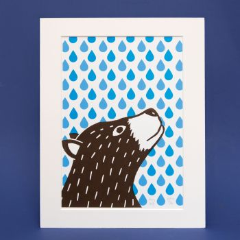 Rainy Days Print