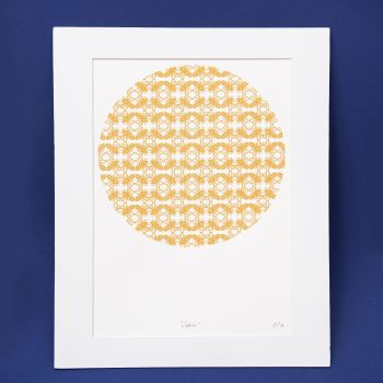 Swarm Bee Print