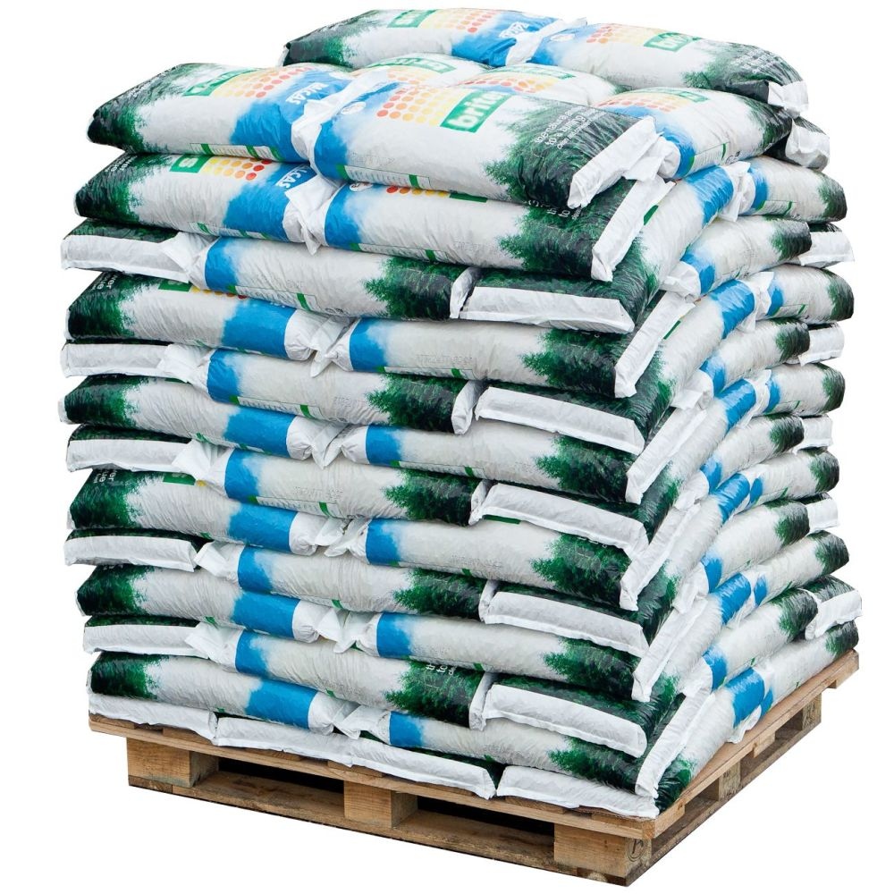 100 x 10kg bags of Brites Wood Pellets (BSL0034721-0001)
