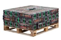 525kg of genuine Irish peat briquettes - Half Pallet