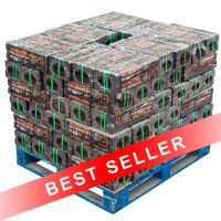 1050kg of genuine Irish peat briquettes - Full Pallet
