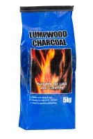 4x 5kg bags of Lumpwood Charcoal