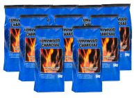 18 x 5kg bags of Lumpwood Charcoal supplied in 3 boxes - Price Includes VAT & Delivery*