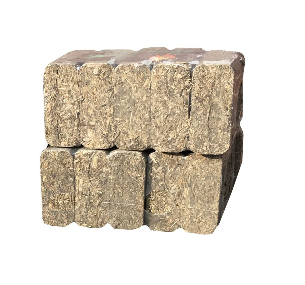 20kg of Hemp Heat Logs