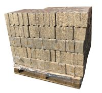 750kg of Hemp Heat Logs
