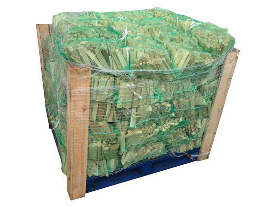 384kg Pallet of kindling (Full pallet)
