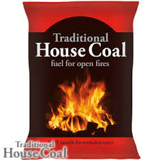 Traditional House Coal (10kg)