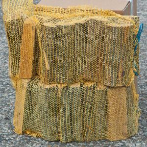 1 Big Netted Sack of Kiln Dried Netted Logs