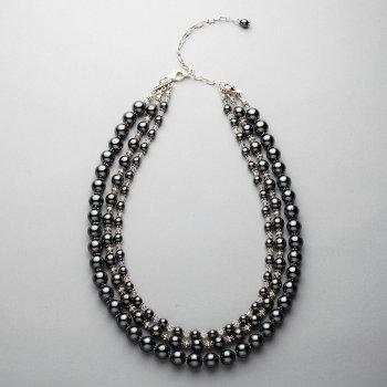 Necklace - Hematite