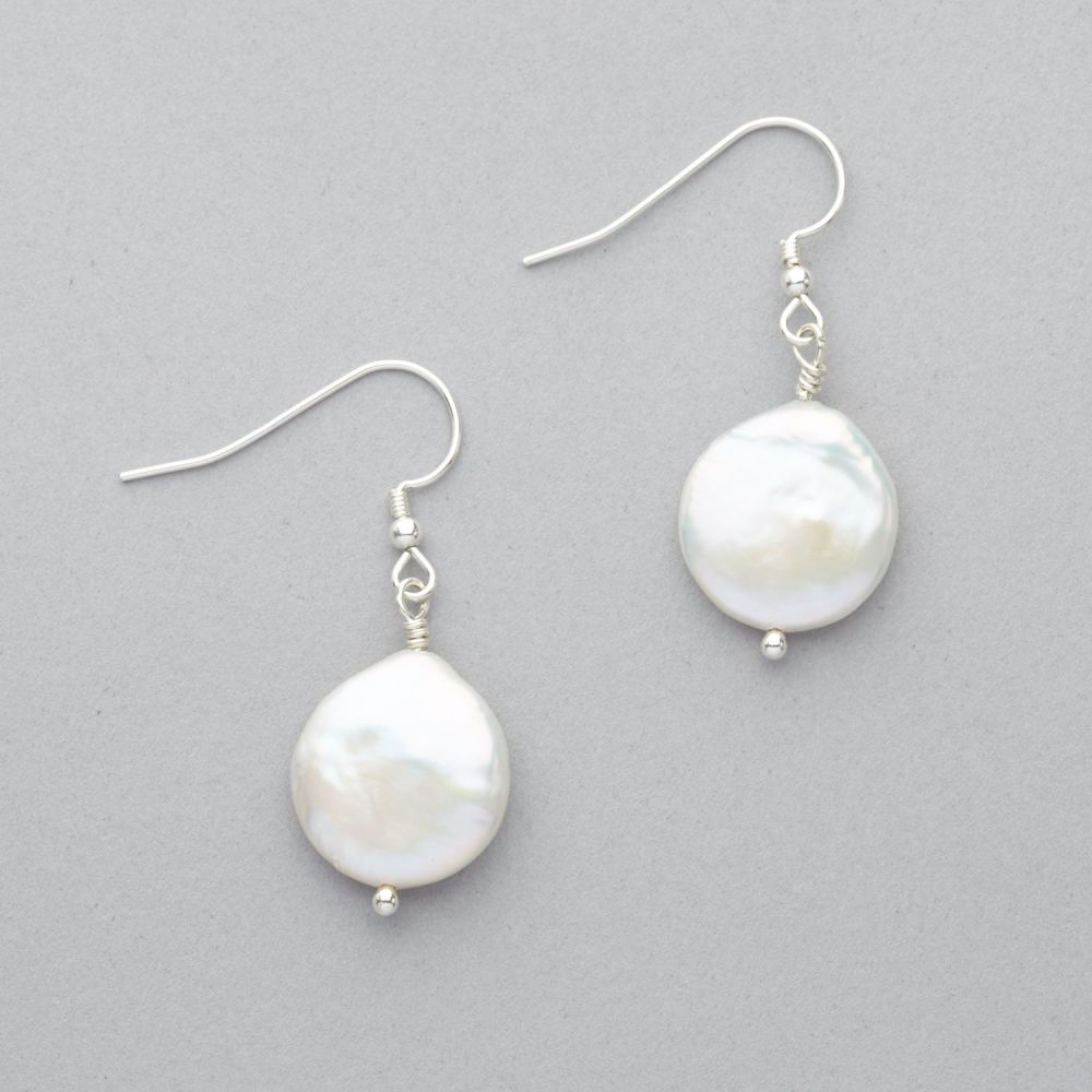 Earrings - Fresh Water Pearl