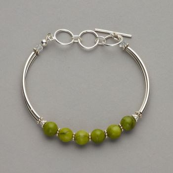 Bracelet - Connemara Marble