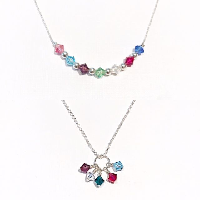 6. Birthstone Jewellery