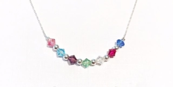Birthstone Necklace - 1