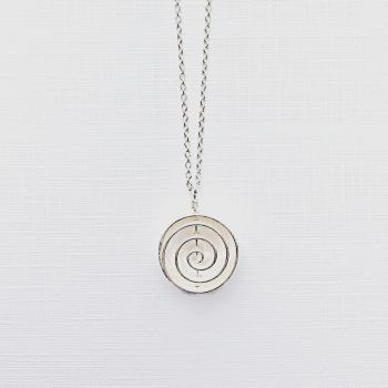 Necklace - Swirl