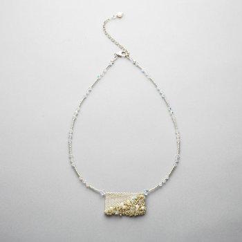 Necklace - Handstitched