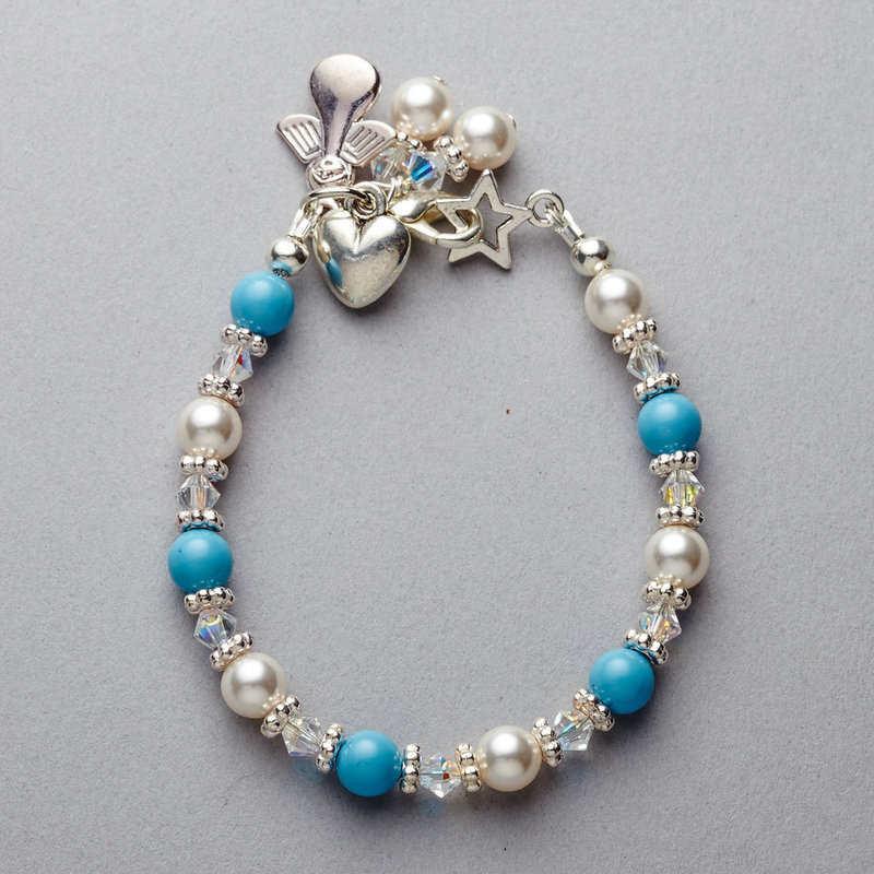 Bracelet - Girls - Turquoise