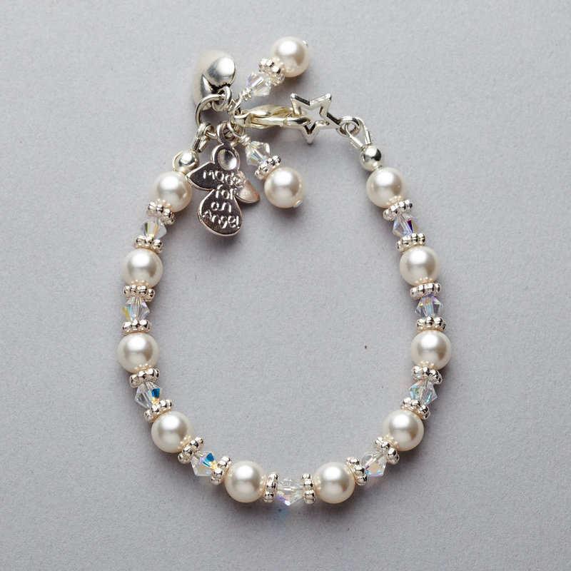 Bracelet - Girls - White - Image 2