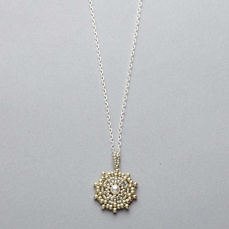 Necklace - Single Disc