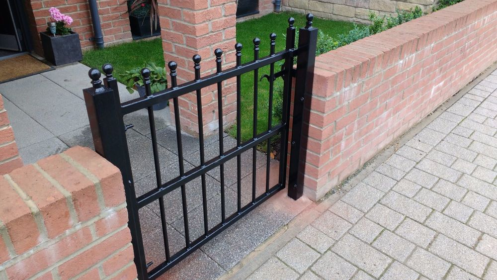 York Gates special offer single metal