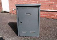 York Gates parcel drop box P3 c