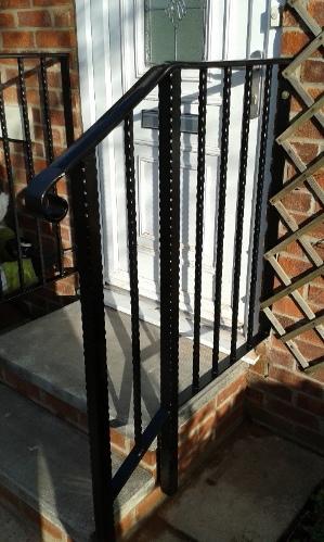 York Gates Handrail 1