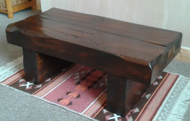 York Gates chunky coffee table 2