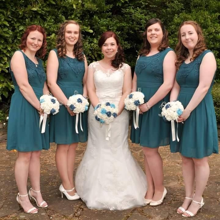 RACHEAL AND BRIDEMAIDS