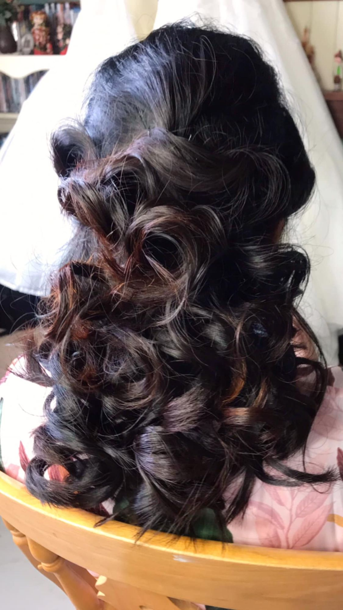 chem hair